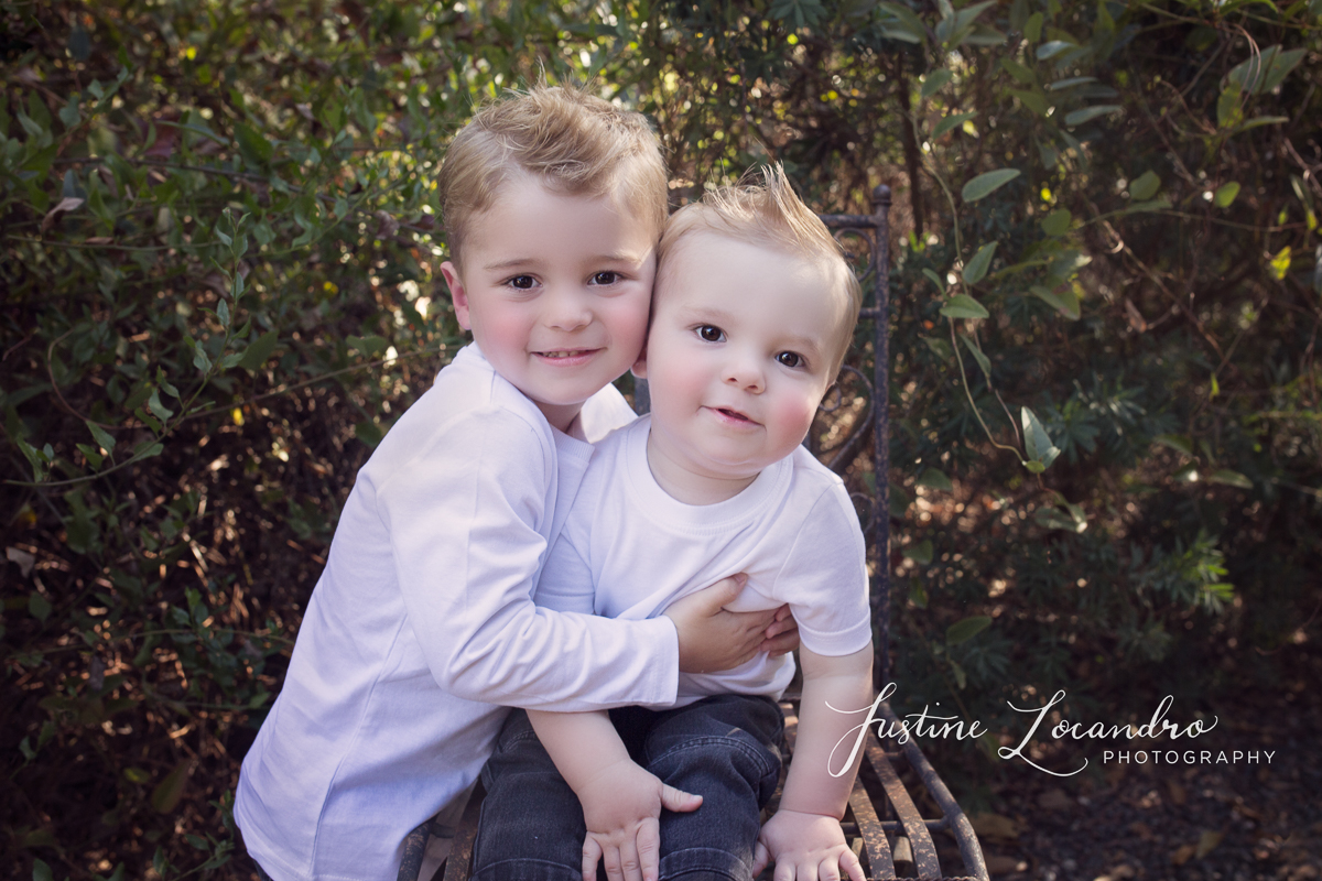 Sibling brothers children photography Ballarat